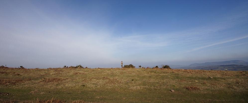 Offa's Dyke, Wales