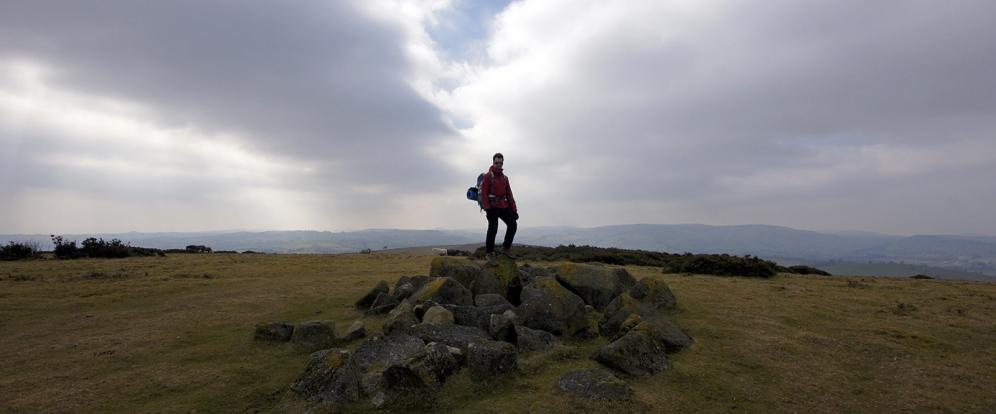 Kieran Rae Offa Offas Dyke Wales