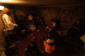 Kieran Rae House Party Cellar Live Music