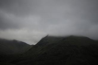 Kieran Rae Fog Mist Snowdon Snowdonia Wales