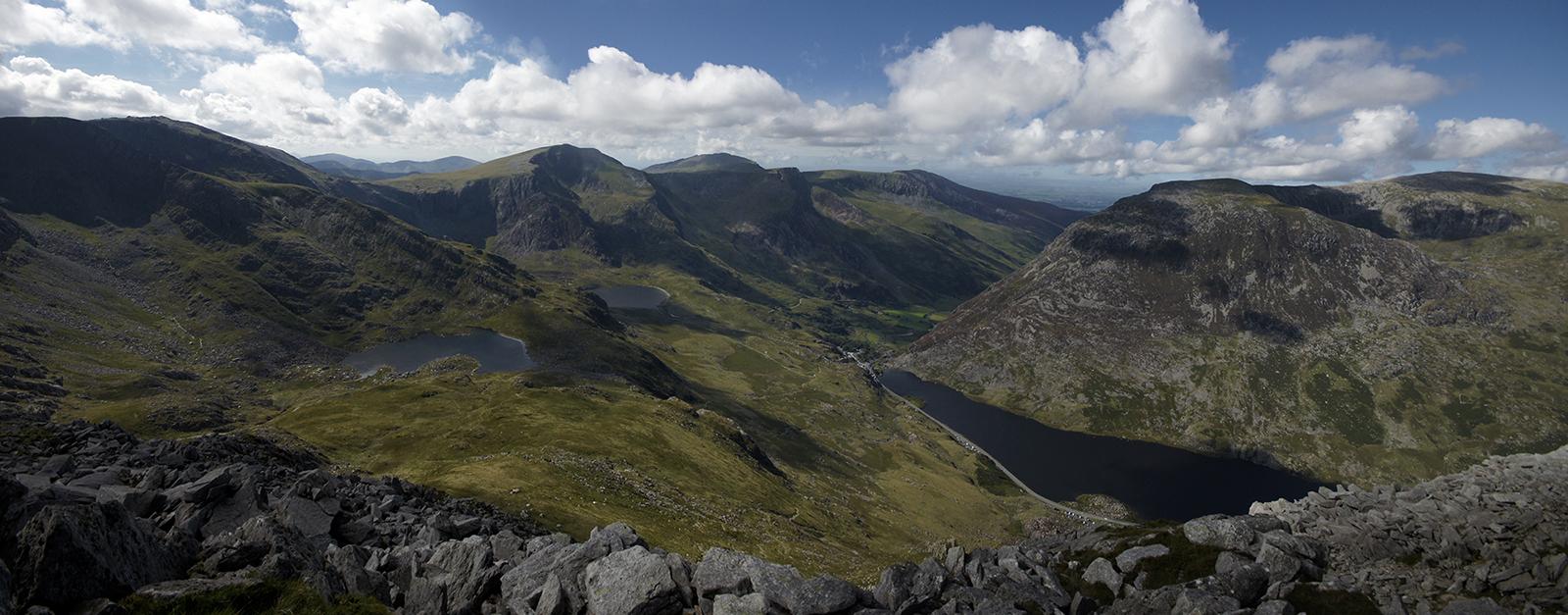 Kieran Rae Tryfan Glyderau Glyder Ogwen Valley Snowdonia Wales