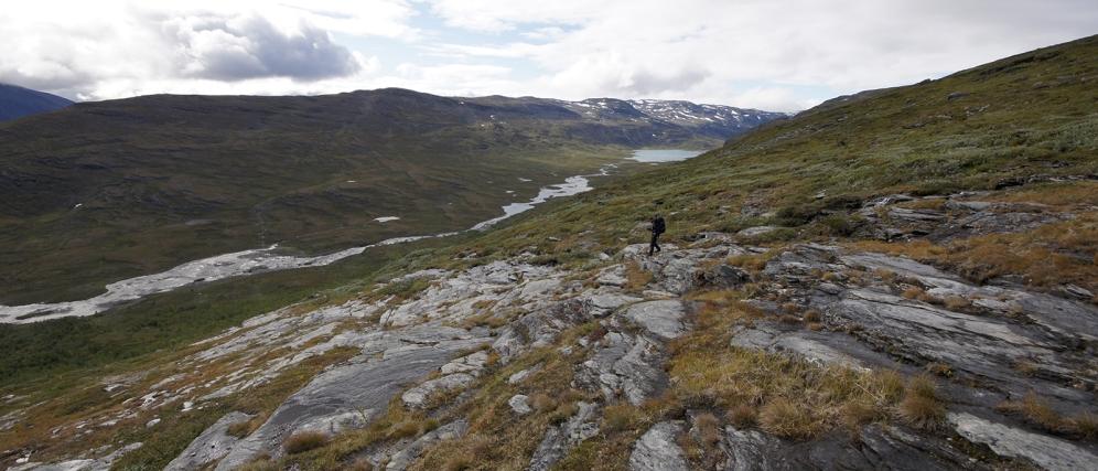 Kieran Rae Abisko Sweden Lapland