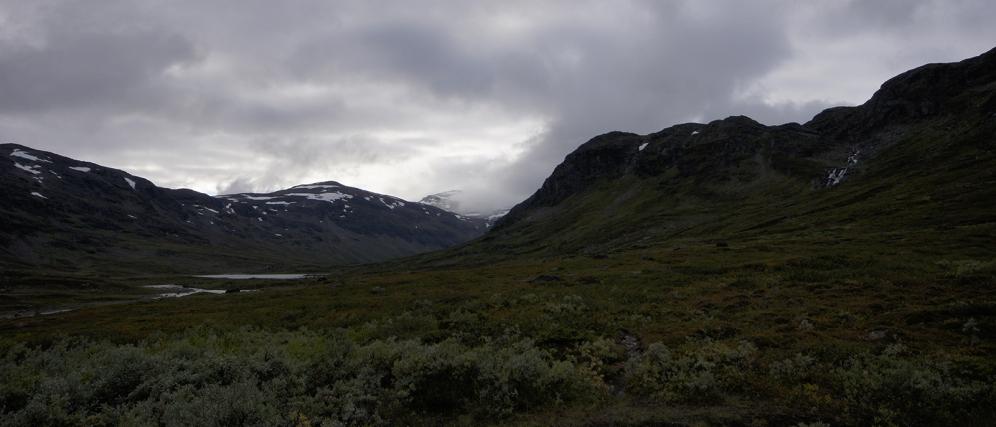 Kieran Rae Abisko Sweden Lapland Mountain