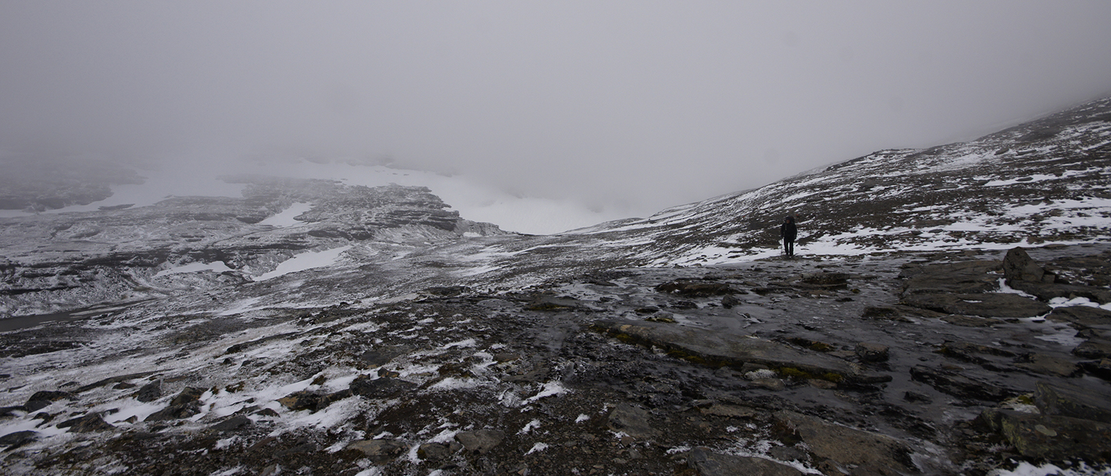 Kieran Rae Abisko Sweden Lapland Arctic Circle Hike