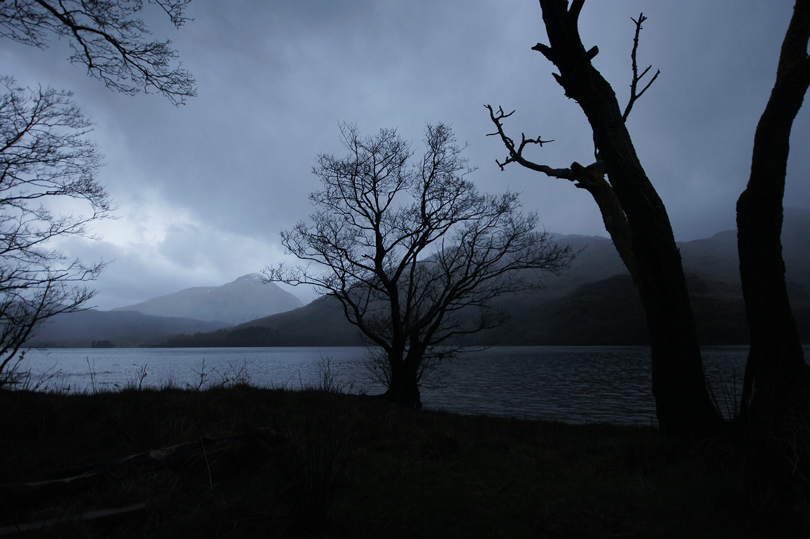 Kieran Rae West Highland Way Loch Lomand Scotland