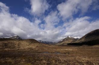 Kieran Rae West Highland Way Scotland
