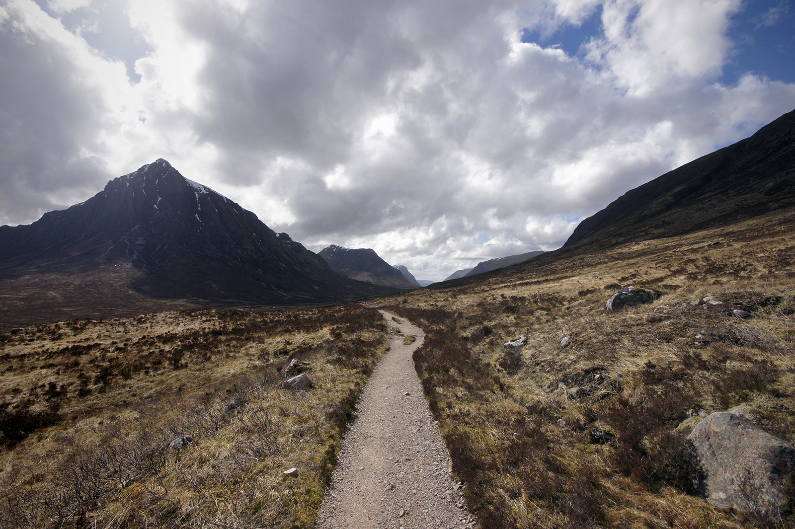 Kieran Rae West Highland Way Scotland