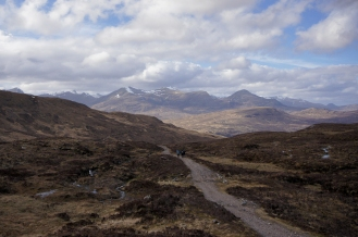 West/East Highland Ways, Scotland