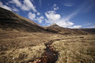 Kieran Rae East Highland Way Scotland