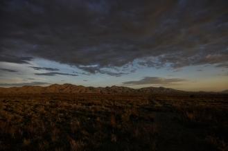 Kieran Rae Borderwalk Outback Australia Range Sunset