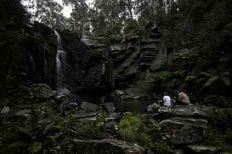 Kieran Rae Otway Rainforest Jungle Waterfall Phantom Falls Victoria Australia