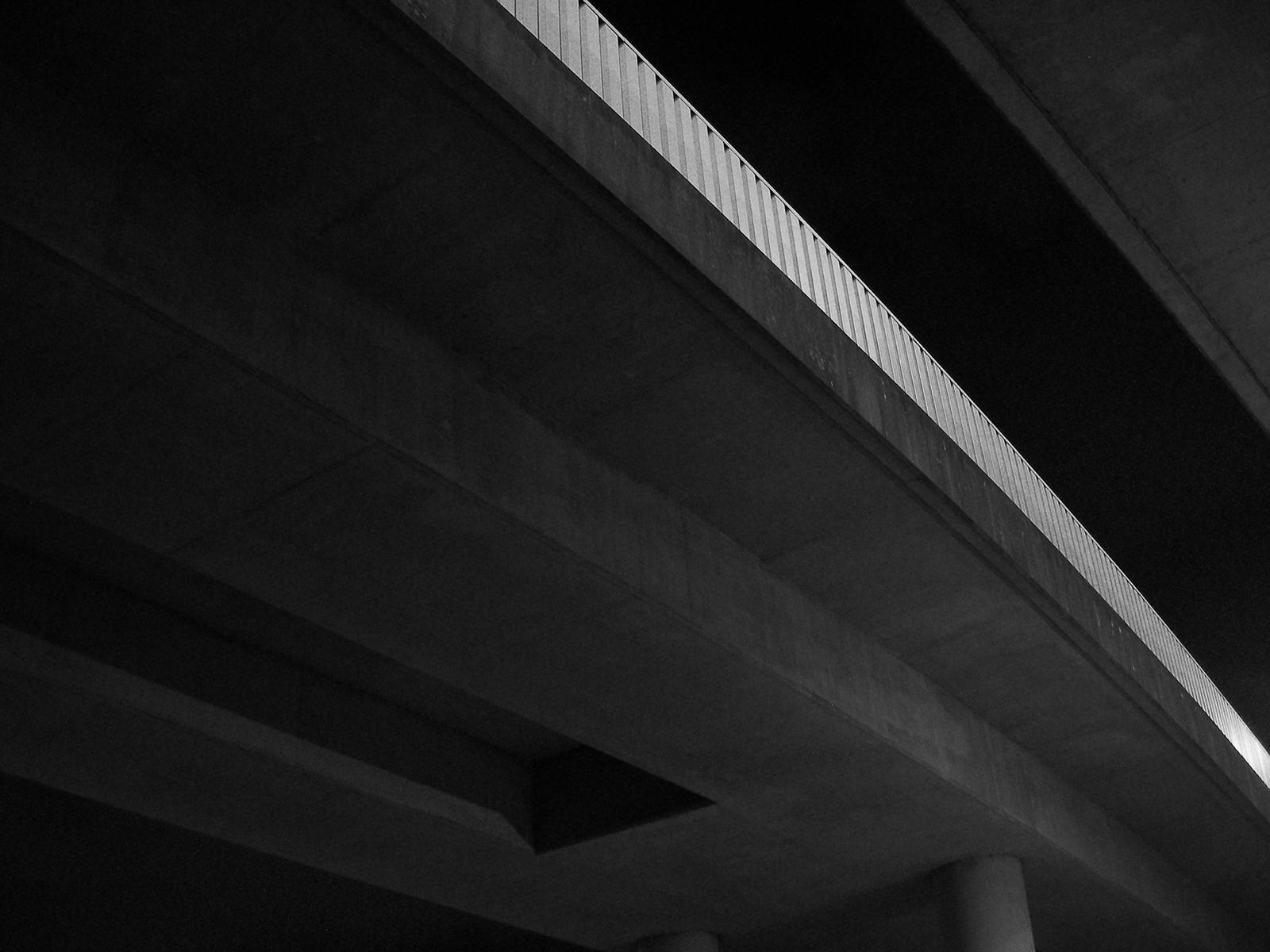 Kieran Rae Architecture Black White Newport City Wales