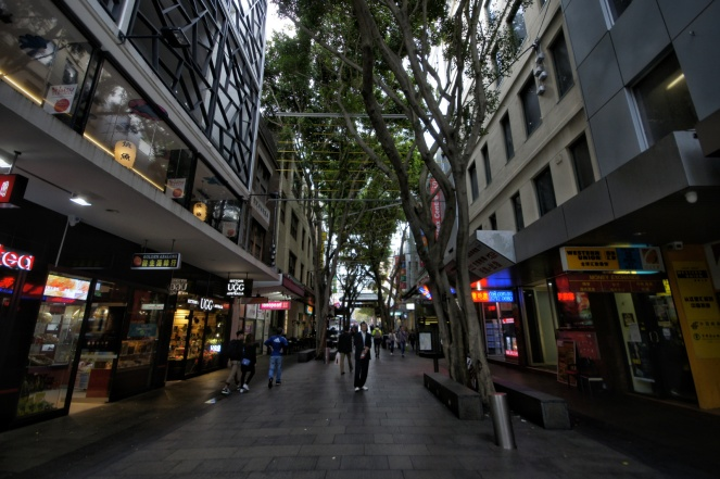 Kieran Rae Melbourne Australia China Town