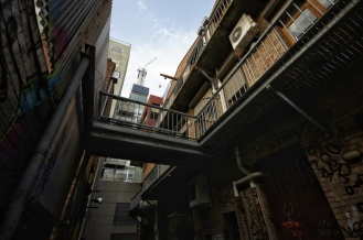Kieran Rae Melbourne Australia Alley