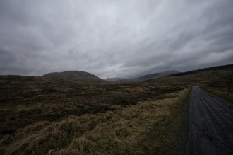Kieran Rae Scotland West Highland Way Hike