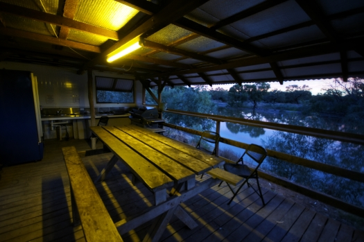 Kieran Rae Borderwalk Australia Outback Warrawong Darling River