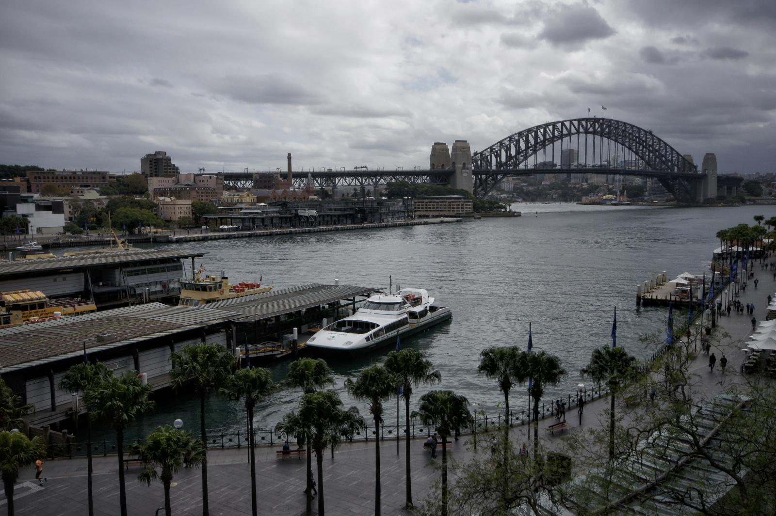 Kieran Rae Sydney Harbour Bridge Australia