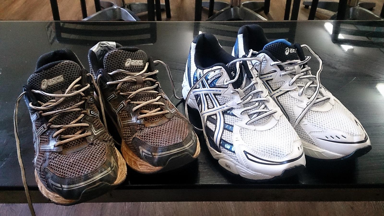 Kieran Rae Borderwalk Australia trainers shoes