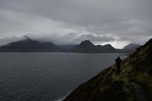 Kieran Rae Skye Black Cuillin Mountain Scotland