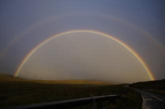 Kieran Rae Skye Scotland Rainbow