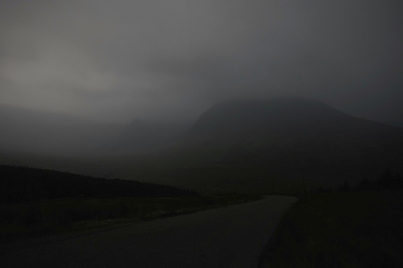 Kieran Rae Skye Mist Night Scotland