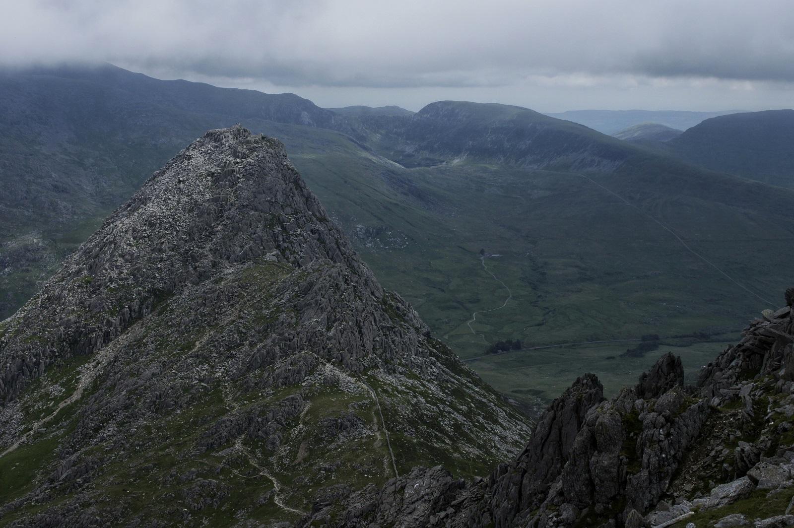 Kieran Rae Wales Tryfan Glyderau Glyder Snowdonia