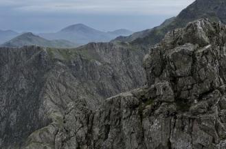 Kieran Rae Wales Crib Goch Snowdon Snowdonia