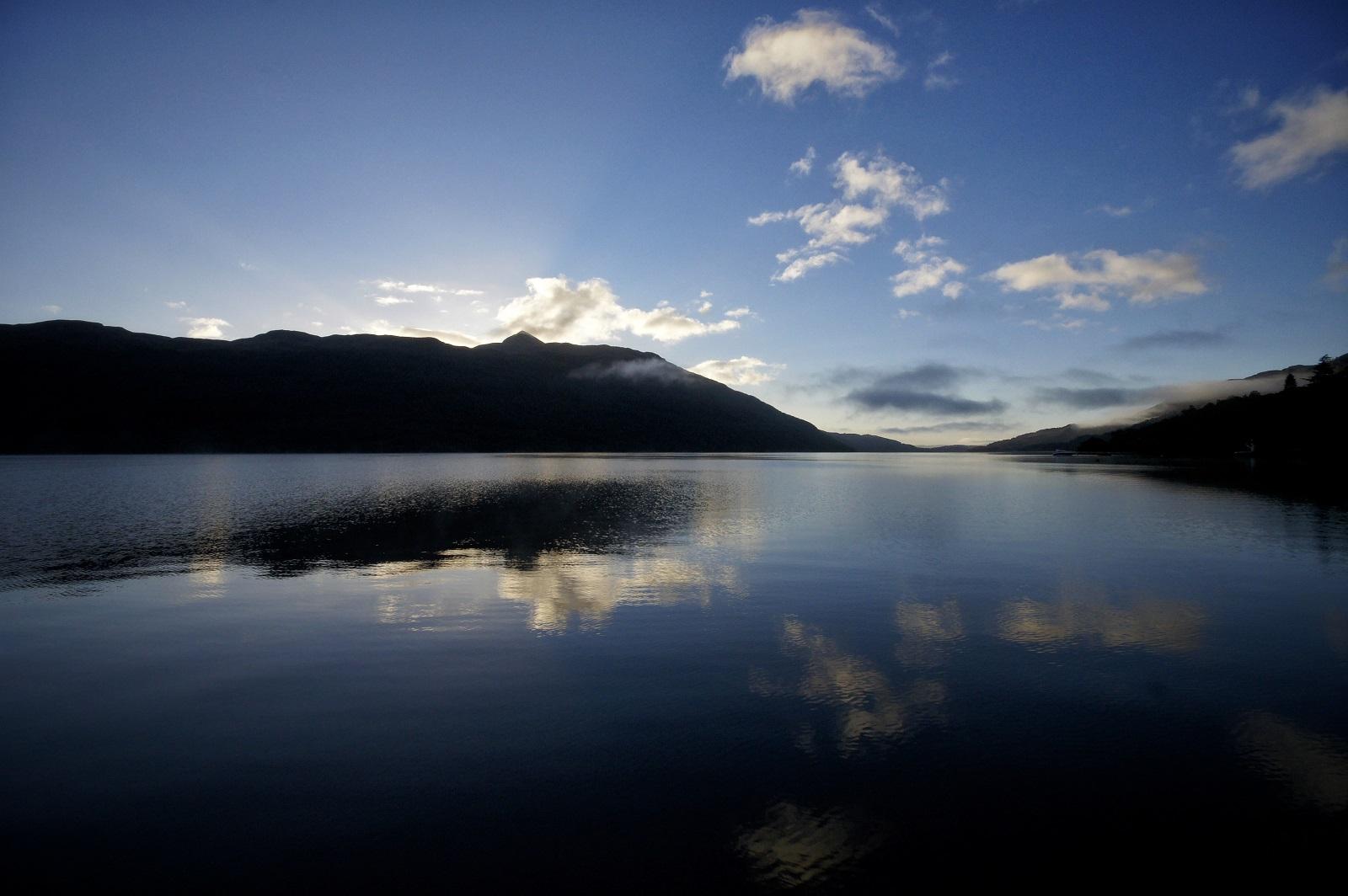 Kieran Rae Scotland Loch Lomand