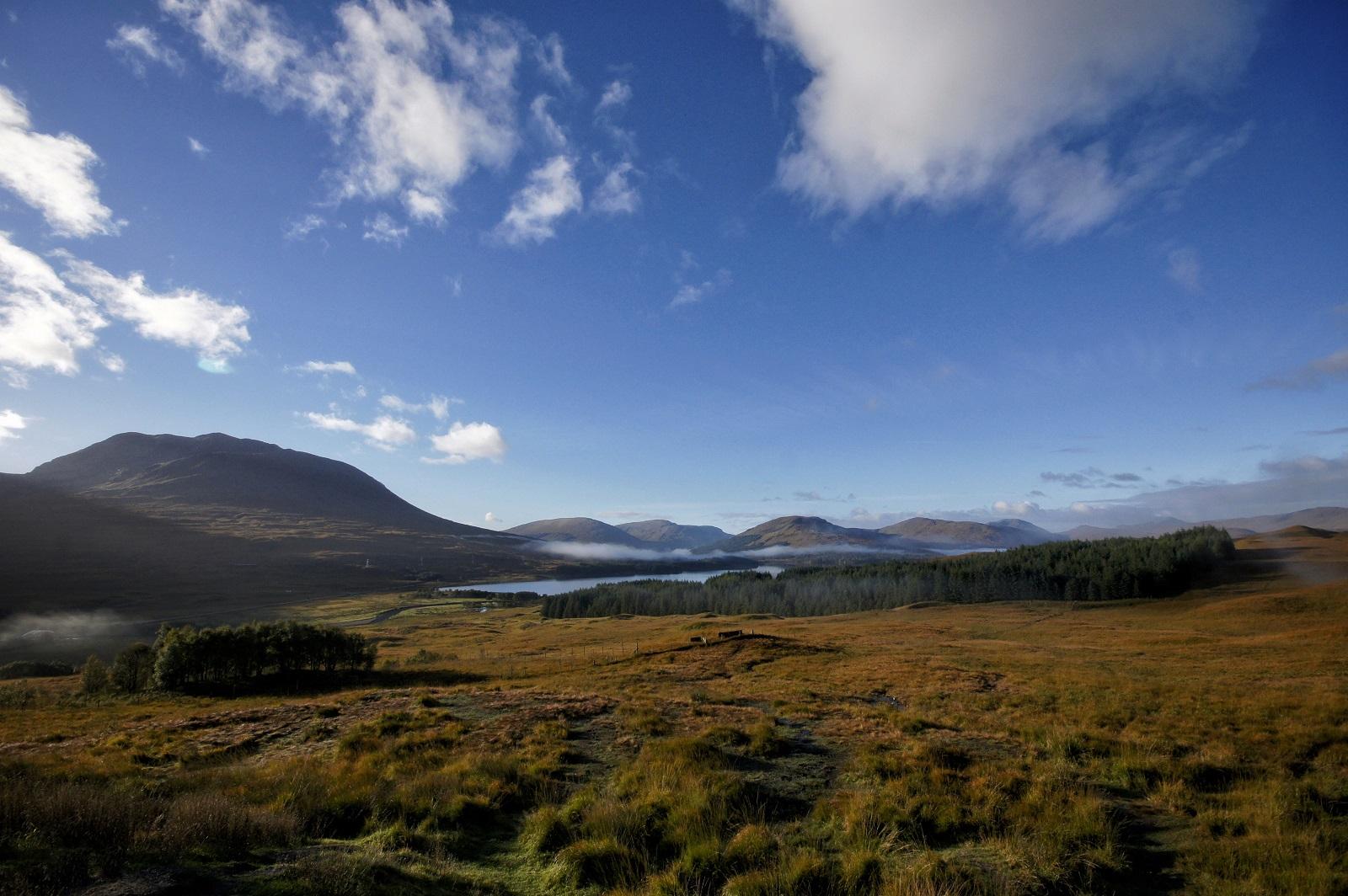 Kieran Rae Scotland Loch Tulla