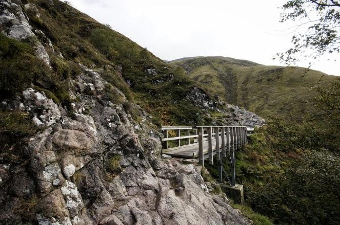 Kieran Rae Ben Nevis Scotland Bridge