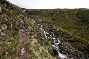 Kieran Rae Ben Nevis Scotland Waterfall
