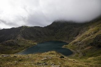Kieran Rae Snowdon Snowdonia Wales Pyg