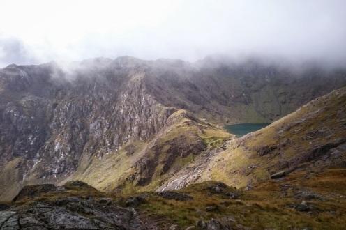 Kieran Rae Snowdon Snowdonia Wales