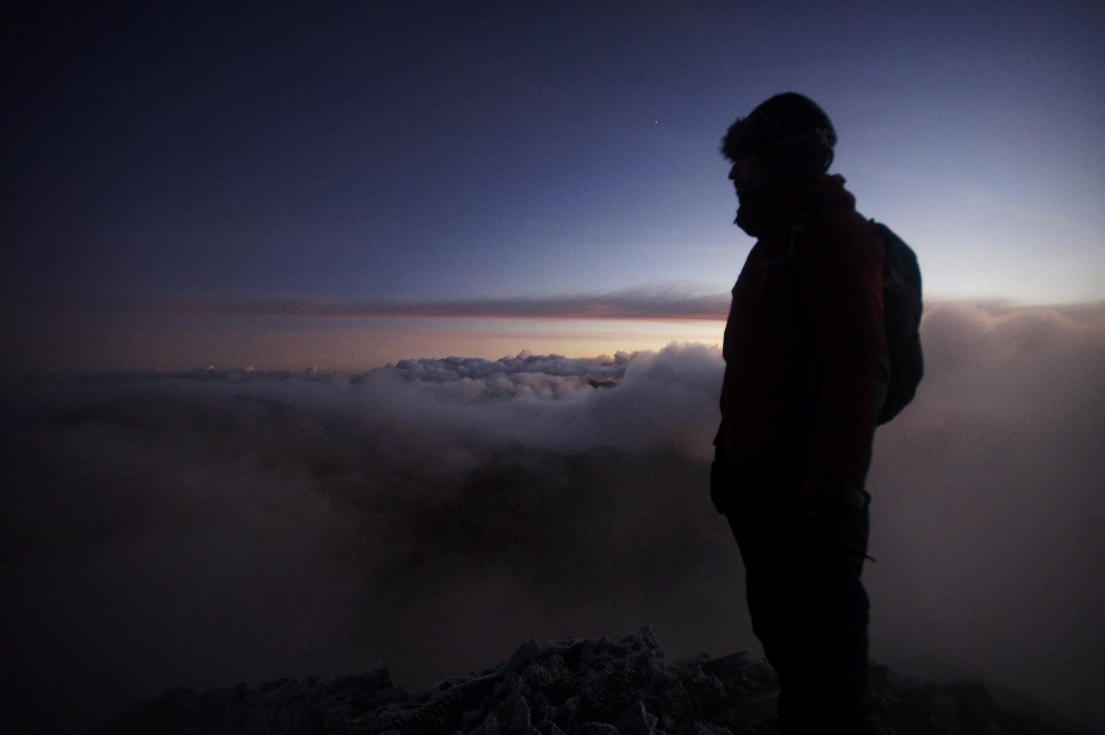 Kieran Rae Snowdon Snowdonia Wales Sunrise