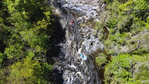 Kieran Rae River Dee Valley Llangollen Kayak Wales