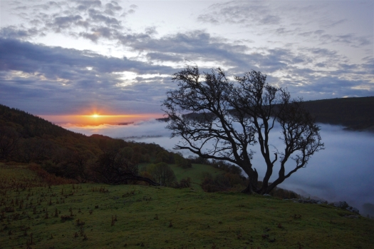 Kieran Rae Dee Valley Sunrise Wales