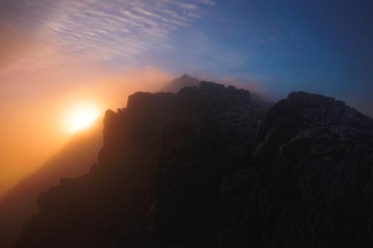 Kieran Rae Snowdonia Snowdon Sunrise Wales