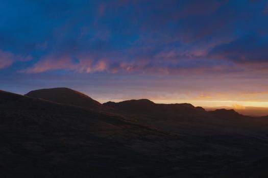 Kieran Rae Snowdonia Sunrise Wales